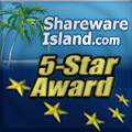 Shareware Island 5 stars